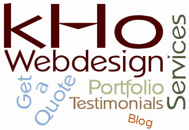 kHo Webdesign Map